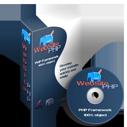 WebSite-PHP PHP Framework