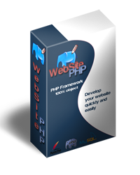 WebSite-PHP PHP Framework