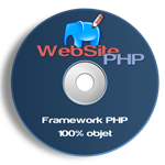 WebSite-PHP Framework PHP